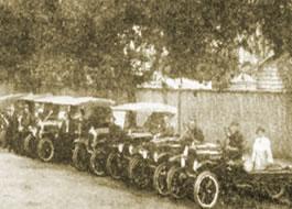 Gherringhap Street Geelong 1925